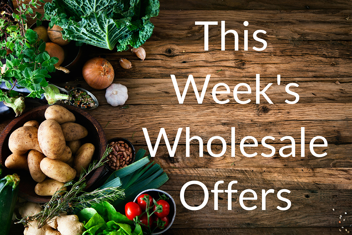 This Weeks Wholesale Offers